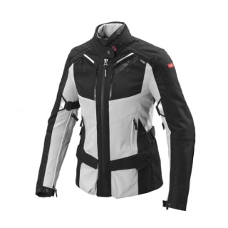 SPIDI 4 SEASON LADY H2OUT JACKET - GRAY