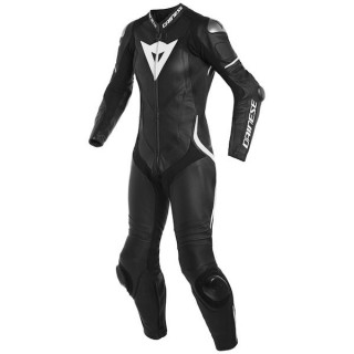 DAINESE LAGUNA SECA 4 1PC PERF LADY - Black-White