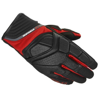 SPIDI S-4 GLOVES - BLACK RED