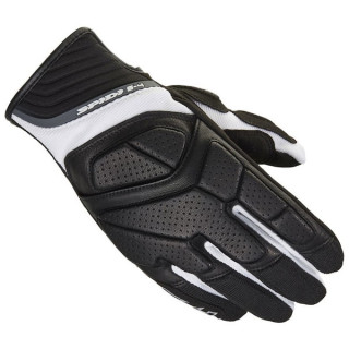 SPIDI S-4 GLOVES - BLACK WHITE