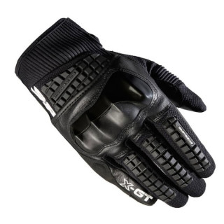 SPIDI X-GT GLOVES - BLACK