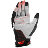 SPIDI WAKE EVO GLOVES BLACK RED - PALM