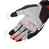 SPIDI WAKE EVO GLOVES BLACK RED - TOUCH