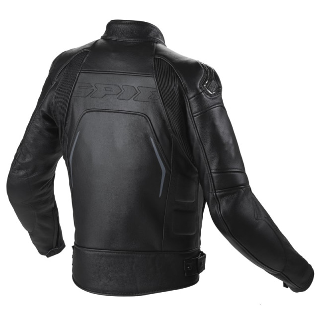 GIACCA SPIDI CARBO RIDER CE BLACK - BACK