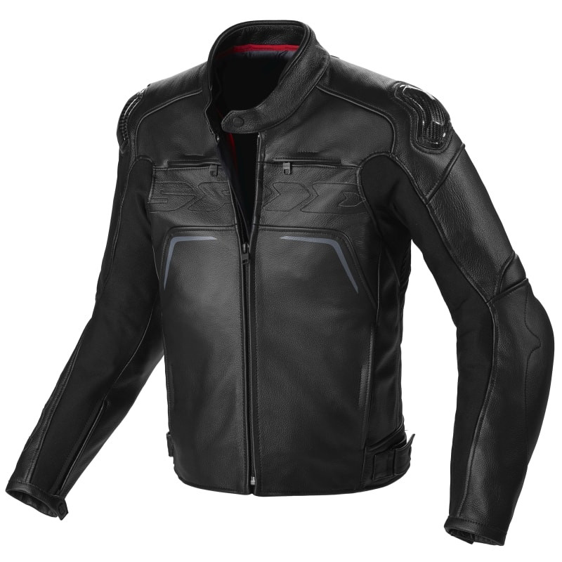 GIACCA SPIDI CARBO RIDER CE - BLACK