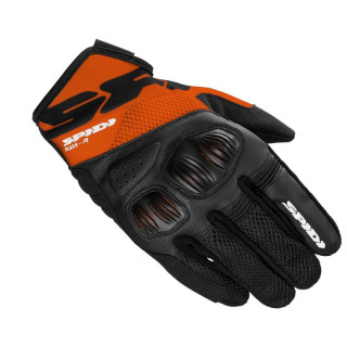 GUANTI SPIDI FLASH-R EVO - NERO ARANCIO