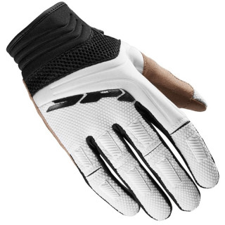 SPIDI MEGA-X GLOVES - BLACK WHITE