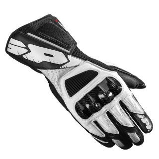 SPIDI STR-4 VENT GLOVES - WHITE