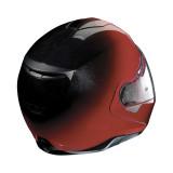 NOLAN N100.5 FADE N-COM RED - BLACK