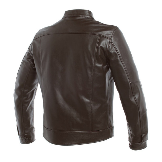 GIACCA DAINESE AGV 1947 LEATHER JACKET - RETRO
