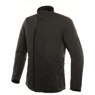 GIACCA DAINESE HIGHSTREET D-DRY JACKET - Black