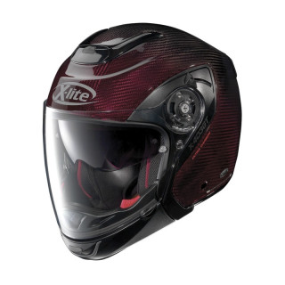 X-LITE X-403 GT ULTRA CARBON NUANCE - RED