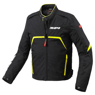 SPIDI EVORIDER TEX JACKET - YELLOW FLUO