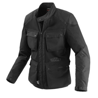 SPIDI PLENAIR JACKET - BLACK