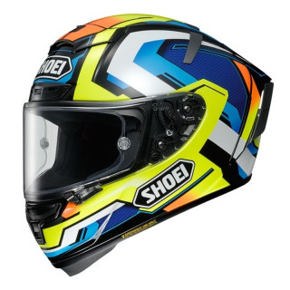 SHOEI X-SPIRIT 3 BRINK TC10
