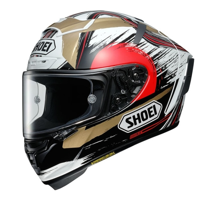 SHOEI X-SPIRIT 3 REPLICA MARQUEZ MOTEGI