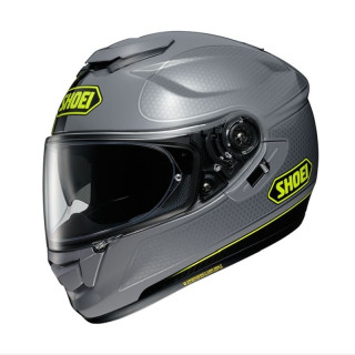 SHOEI GT-AIR WANDERER 2 - GRAY FLUO