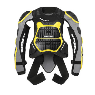 SPIDI DEFENDER ARMOR - BLACK YELLOW