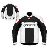 ALPINESTARS GP PLUS LEATHER JACKET