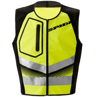 SPIDI HV VEST - YELLOW FLUO
