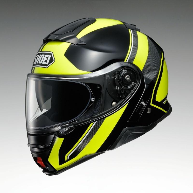 Matte Black Excursion >> Shoei Neotec 2 Graphic Helmet   BurnOutMotor