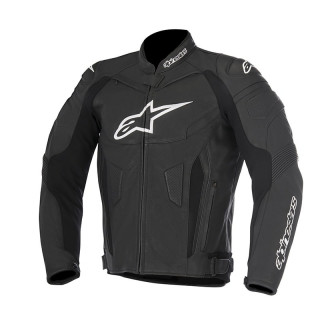 ALPINESTARS GP PLUS R V2 LEATHER JACKET - BLACK
