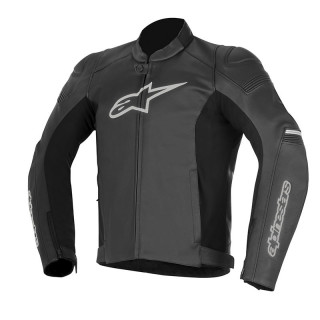 ALPINESTARS SP-1 LEATHER JACKET - BLACK