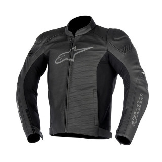 ALPINESTARS SP-1 AIRFLOW LEATHER JACKET - BLACK