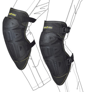 SPIDI K-NET PROTECTOR BLACK - DETAIL