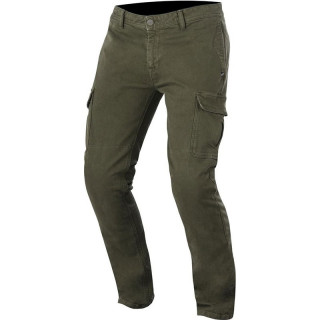 ALPINESTARS DEEP SOUTH CARGO PANTS - MILITARY GREEN