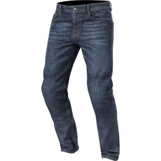 JEANS ALPINESTARS DUPLE DENIM PANTS - BLUE