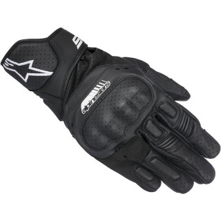 ALPINESTARS SP-5 LEATHER GLOVE - BLACK