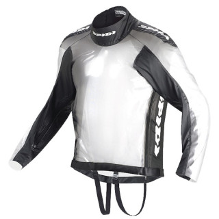 SPIDI WWR EVO RACING WP JACKET - BLACK