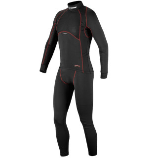 SPIDI PRO FIELD UNDERSUIT - BLACK RED
