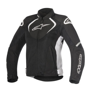 ALPINESTARS STELLA T-JAWS V2 AIR  - BLACK WHITE