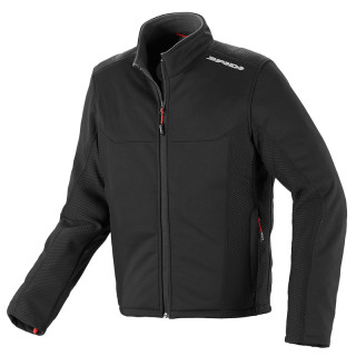 GIACCA TERMICA SPIDI PLUS JACKET EVO - NERO