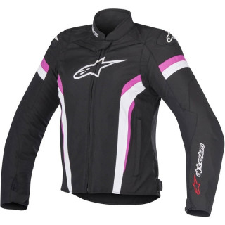 ALPINESTARS STELLA T-GP PLUS R V2 AIR - BLACK FUCHSIA