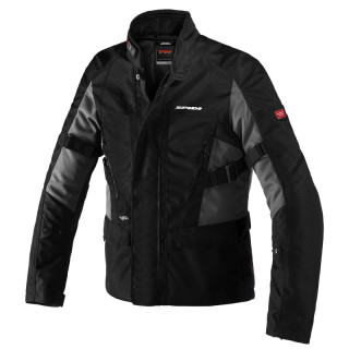 GIACCA SPIDI TRAVELER 2 H2OUT - BLACK