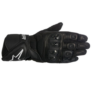 ALPINESTARS STELLA SP AIR LEATHER GLOVE - BLACK