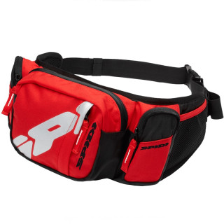 SPIDI POUCH 3.0 - BLACK RED