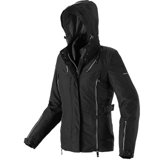SPIDI STORMY H2OUT JACKET - BLACK GRAY