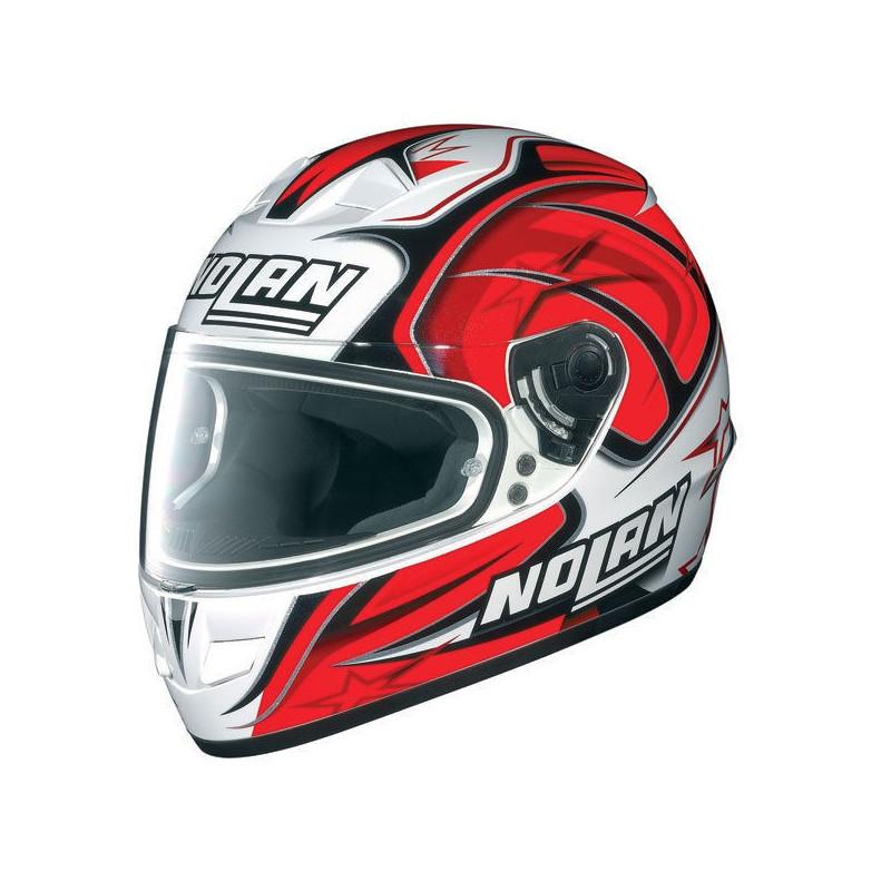 NOLAN N62 Racer Red 35
