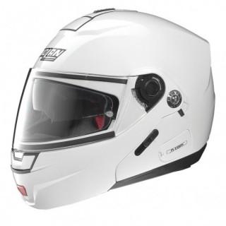 NOLAN N91 EVO CLASSIC METAL WHITE