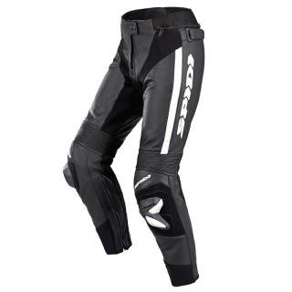 SPIDI RR PRO PANTS LADY - BLACK WHITE