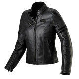 GIACCA SPIDI ACE LEATHER LADY - NERO