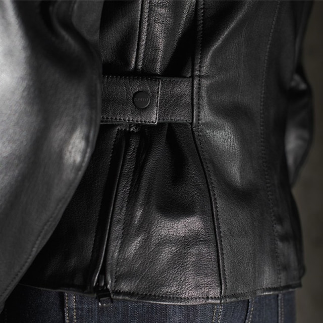 SPIDI MYSTIC JACKET BLACK - ADJUSTMENTS