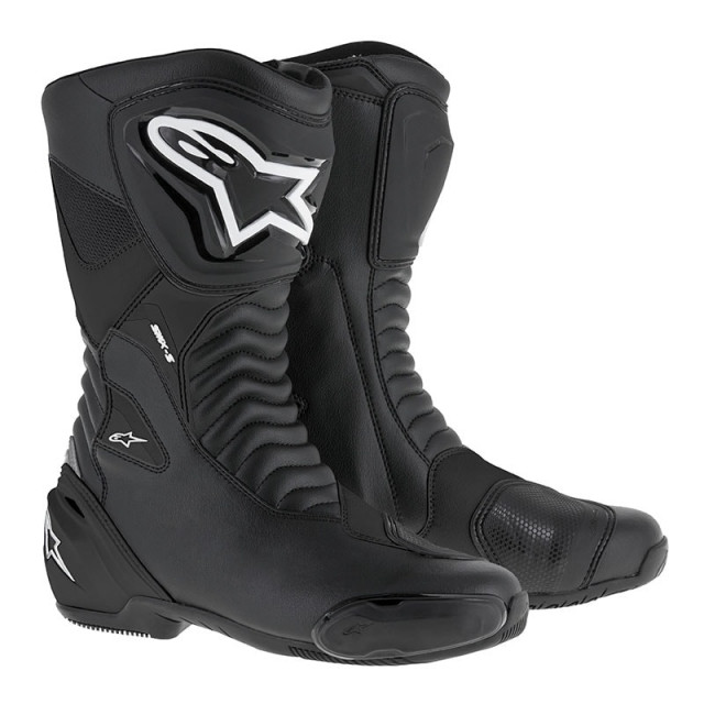 ALPINESTARS SMX-S BOOT - BLACK