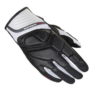 SPIDI S-4 LADY GLOVES - BLACK WHITE