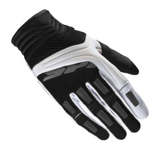 SPIDI MEGA-X LADY GLOVES - BLACK WHITE