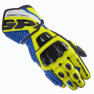 SPIDI CARBO TRACK REPLICA BLUE YELLOW